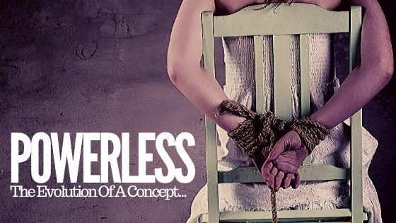 aa powerlessness