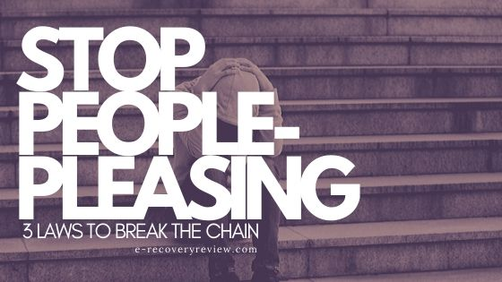 stop people pleasing