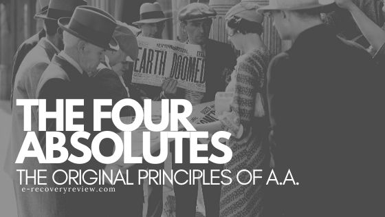 the four absolutes