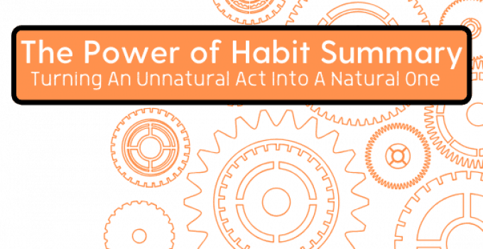 the power of habit summary
