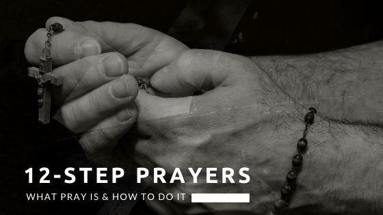 12-step prayers