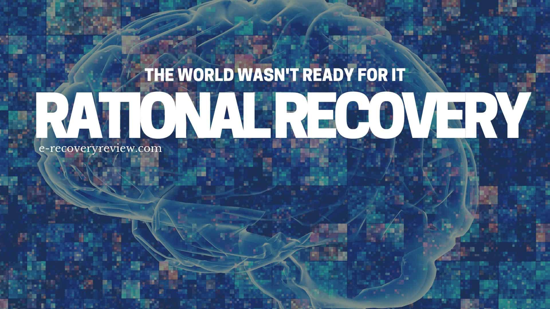 rational recovery review