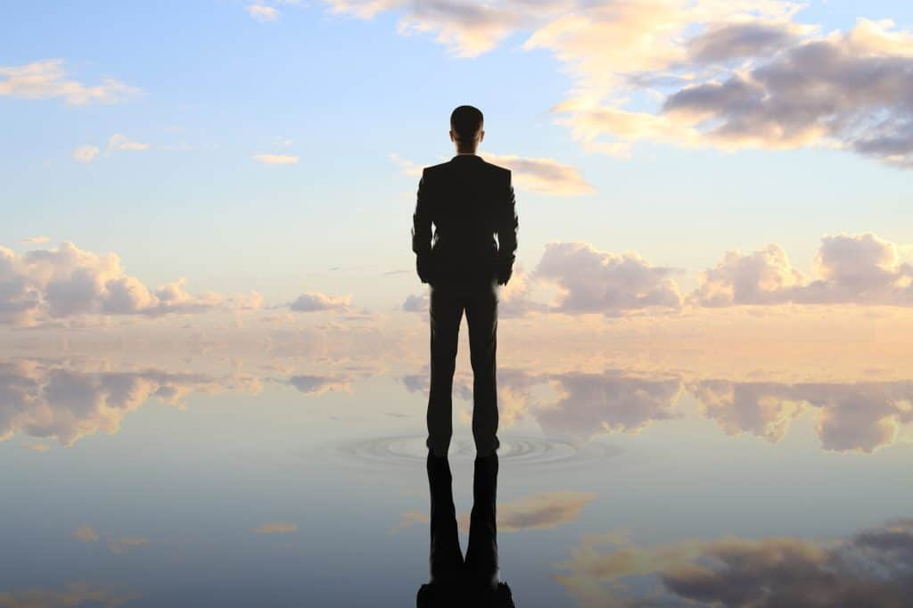 self-talk produces confidence