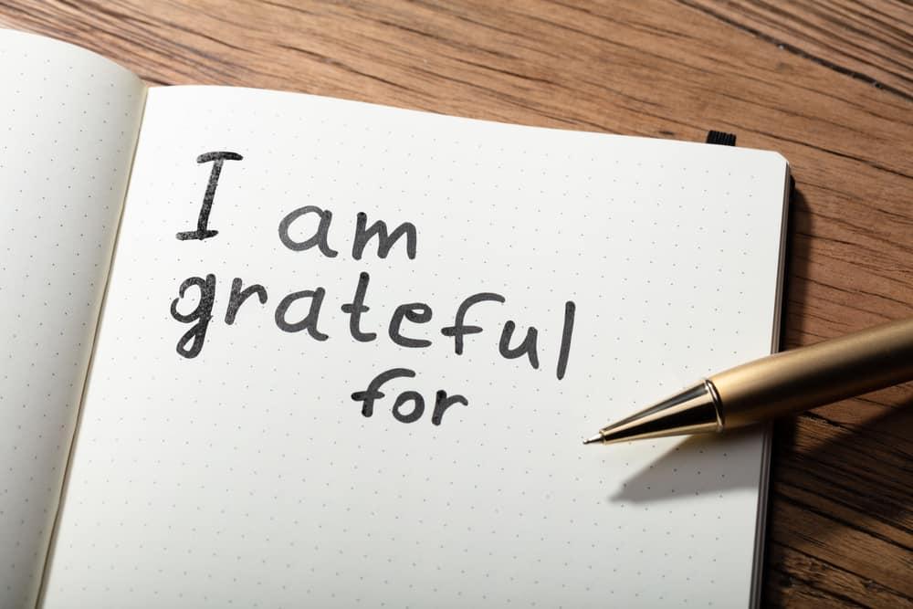 emotional fortitude through gratitude