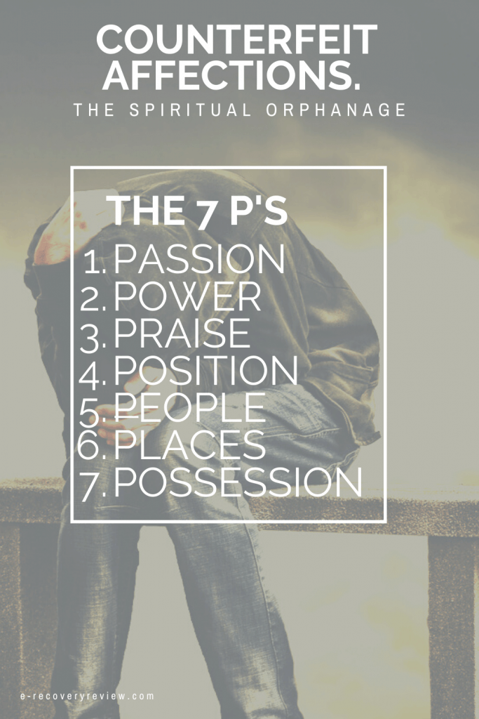 the 7 p's of counter affections